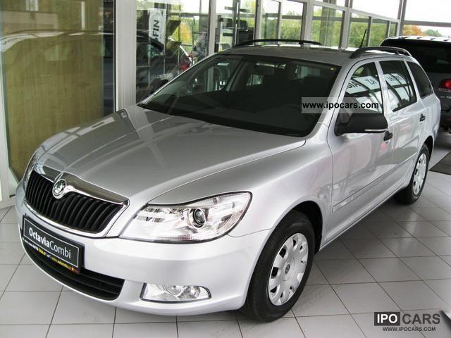 2011 Skoda  Octavia Combi 1.2 TSI * NEW * NOW ** Estate Car New vehicle photo