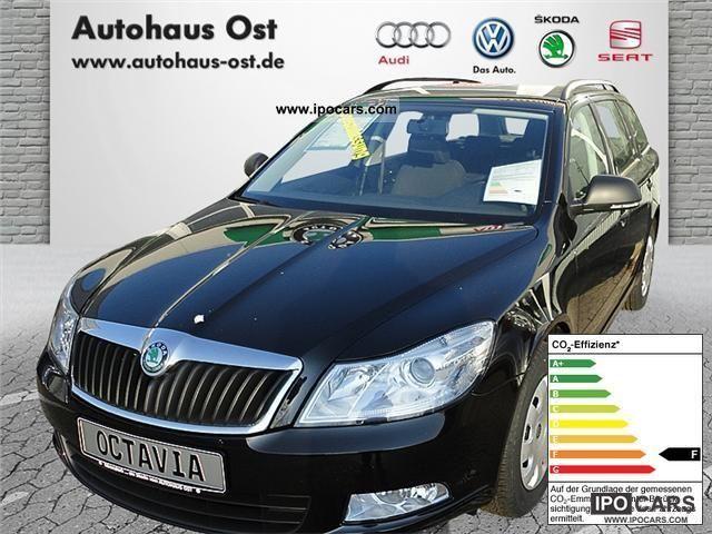 2012 Skoda  Octavia Classic 1.6 Air Radio \ Estate Car Demonstration Vehicle photo