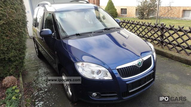 Skoda  Roomster 1.6 16V Comfort 2010 Liquefied Petroleum Gas Cars (LPG, GPL, propane) photo