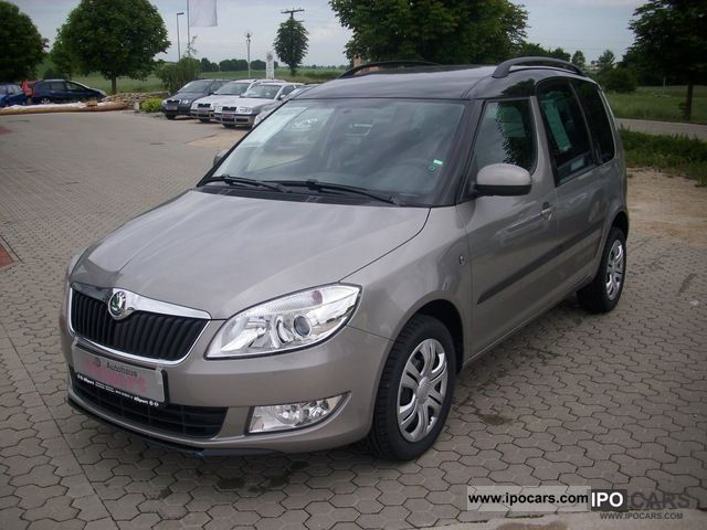 2011 Skoda  1.2l 77kW TSI DSG Roomster Style Plus Edition DS Van / Minibus New vehicle photo