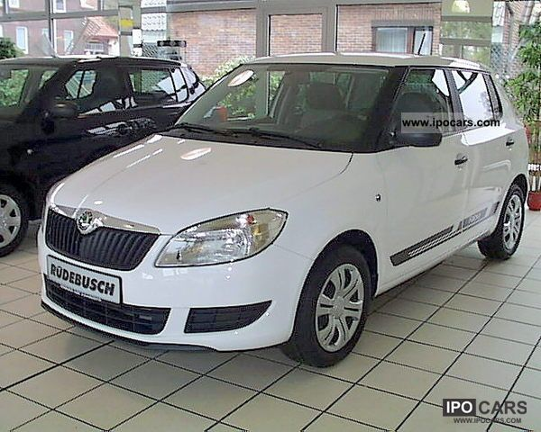 2011 Skoda  Active Fabia 1.4 Small Car New vehicle photo