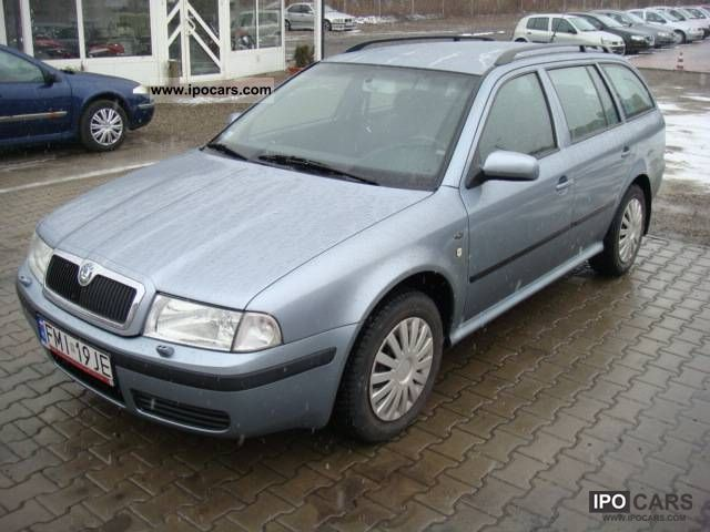 2002 skoda octavia 1 9 tdi krajowy car photo and specs. Black Bedroom Furniture Sets. Home Design Ideas