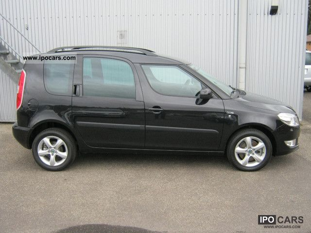2011 skoda roomster 1 6 tdi dpf climate alu family radio cd car photo and specs. Black Bedroom Furniture Sets. Home Design Ideas
