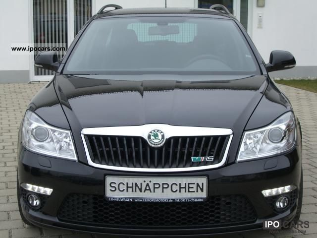 2011 Skoda  Octavia Combi RS 2.0 TDI CR DPF M.2012, 125 k .. Estate Car New vehicle photo