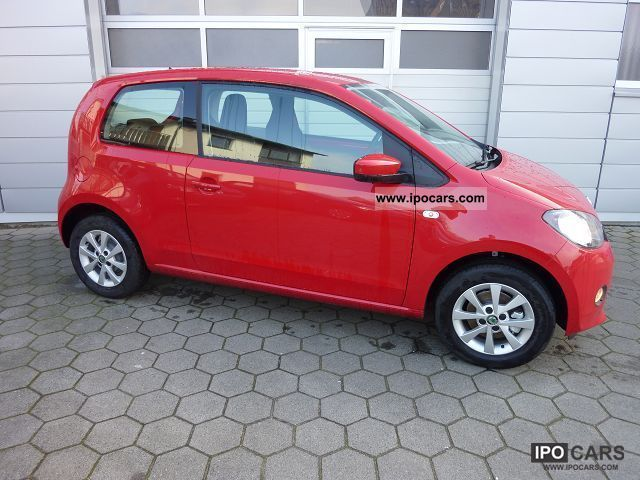 2011 Skoda  Citygo Elegance Small Car New vehicle photo