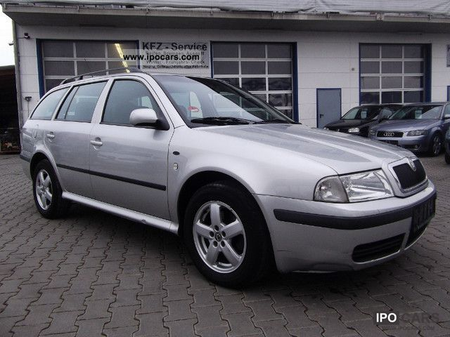 2000 skoda octavia combi 1 9 tdi elegance car photo and specs. Black Bedroom Furniture Sets. Home Design Ideas