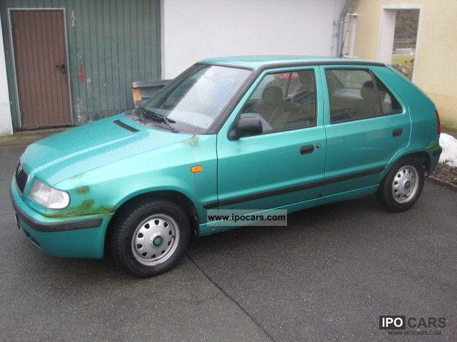 1998 Skoda  Felicia 1.3 LX Small Car Used vehicle photo