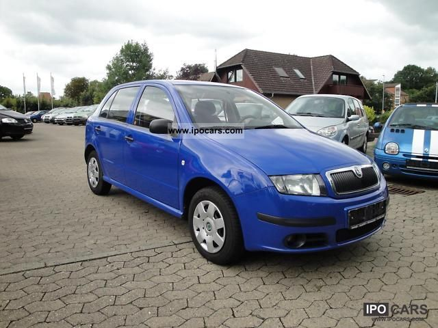 2005 skoda fabia 1 9 sdi classic 2 hand car photo and specs. Black Bedroom Furniture Sets. Home Design Ideas