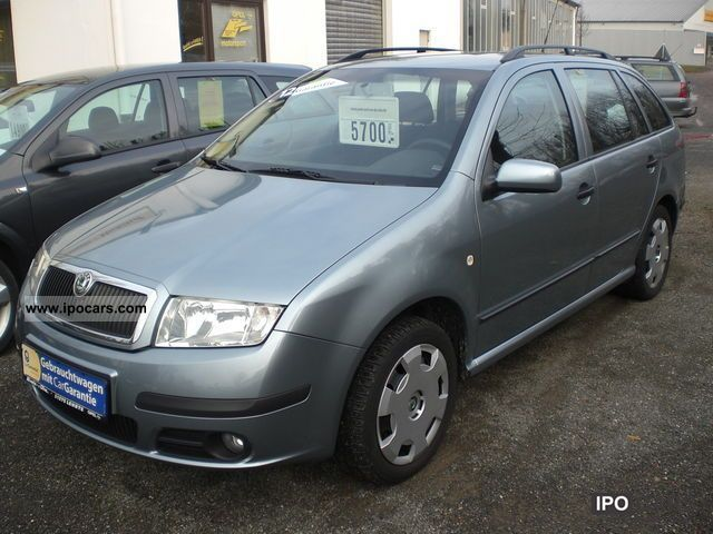 2005 skoda fabia air winter wheels car photo and specs. Black Bedroom Furniture Sets. Home Design Ideas