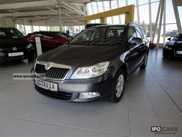 2011 Skoda  Octavia Ambiente TDI Edition Estate Car Pre-Registration photo