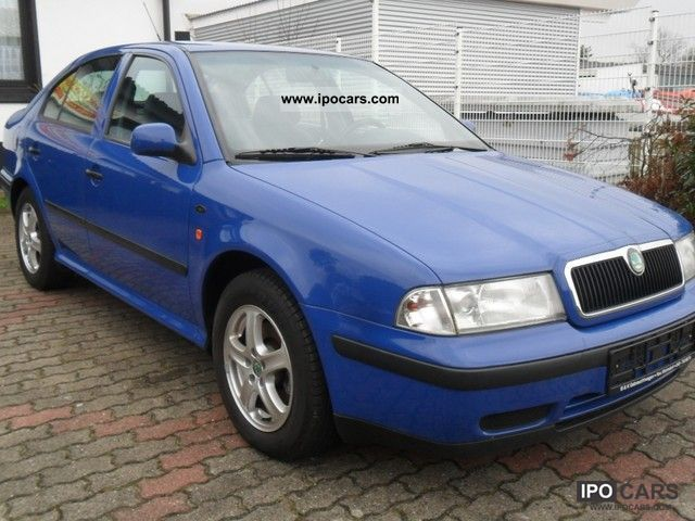 2000 skoda octavia slx 2 0 pilot car photo and specs. Black Bedroom Furniture Sets. Home Design Ideas