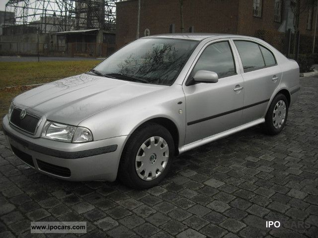 2002 skoda octavia 1 9 tdi ambiente car photo and specs. Black Bedroom Furniture Sets. Home Design Ideas