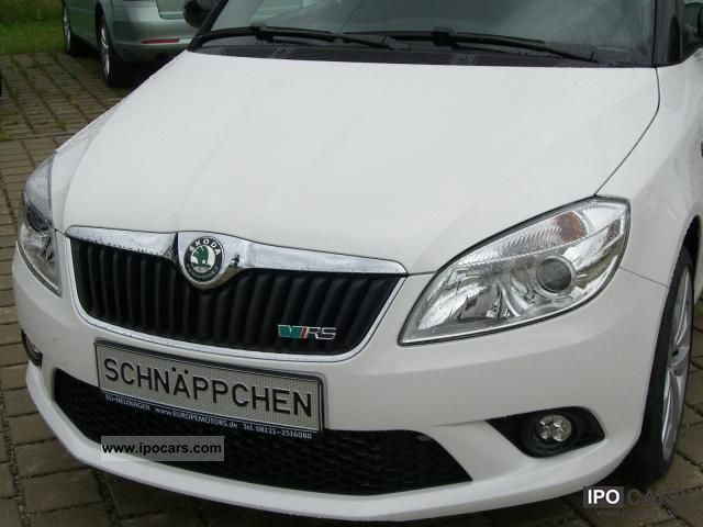 2011 Skoda  Fabia Sedan RS 1.4 TSI - 132 kW - Eur .. Limousine New vehicle photo
