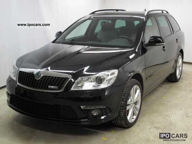 2011 Skoda  Octavia 2.0TDI CR DPF Sport - Navi C. .. Estate Car New vehicle photo
