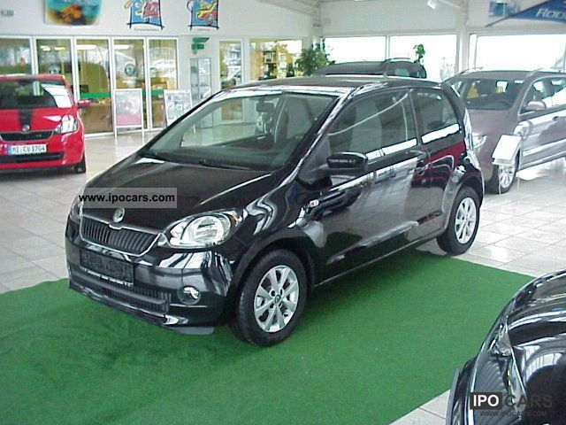 2011 Skoda  Ambition plus 1.0 Small Car New vehicle photo