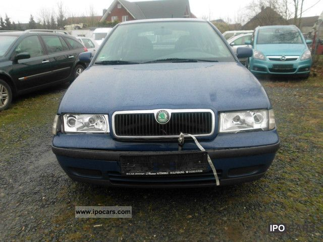 2000 Skoda  Octavia 1.8 20V SLX Limousine Used vehicle photo