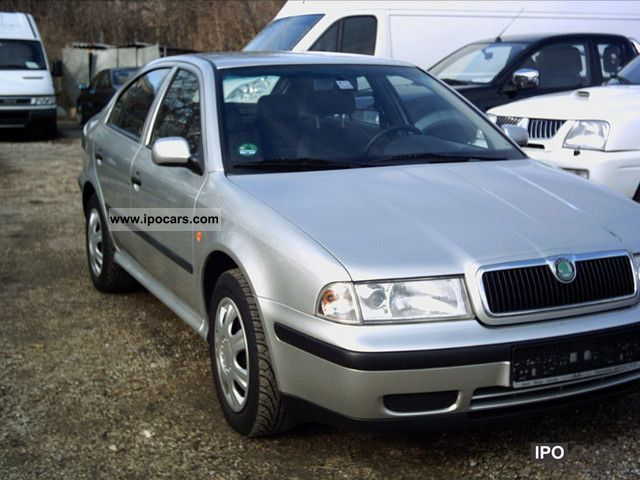2000 skoda octavia 1 9 tdi rust particulate car photo and specs. Black Bedroom Furniture Sets. Home Design Ideas