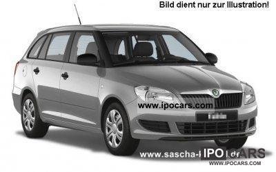 2011 Skoda  Fabia Combi 1.2 TSI PLUS ambience, ESP, STOCK! Estate Car New vehicle photo