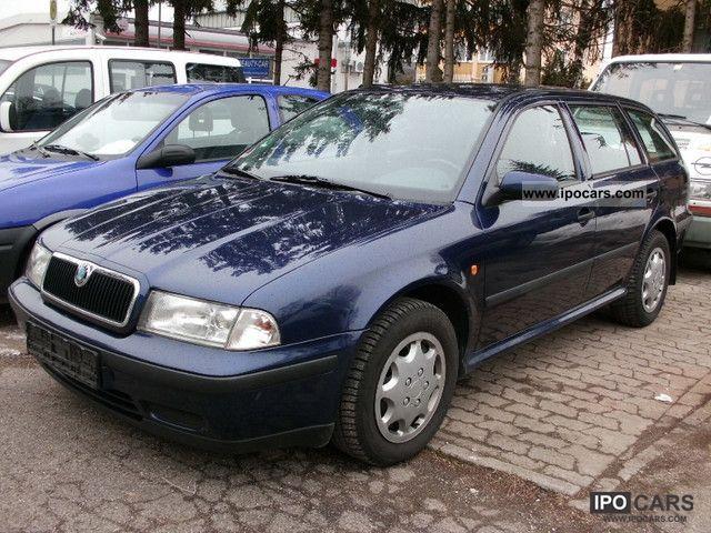 2000 Skoda  Octavia Estate Car Used vehicle photo