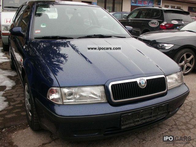 2000 skoda octavia car photo and specs for Interieur skoda octavia 2000