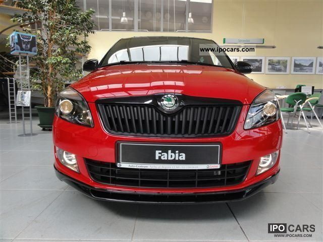 2011 skoda fabia 1 4 16v lpg possible monte carlo car photo and specs. Black Bedroom Furniture Sets. Home Design Ideas