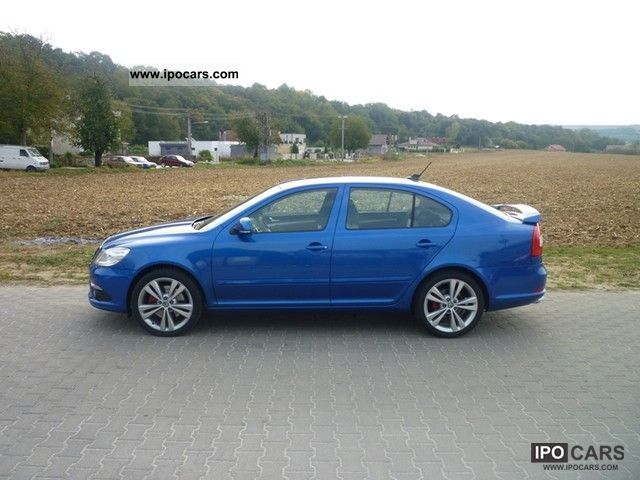 2012 Skoda Octavia Rs Tdi Dpf Dsg 125kw Car Photo And Specs