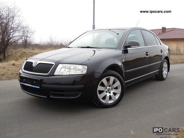 2006 Skoda  Superb TDI, STAN WZOROWY, POLECAM! Limousine Used vehicle photo