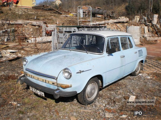 Skoda  MB 1000 Bj.1968! no Felicia / Octavia 1968 Vintage, Classic and Old Cars photo