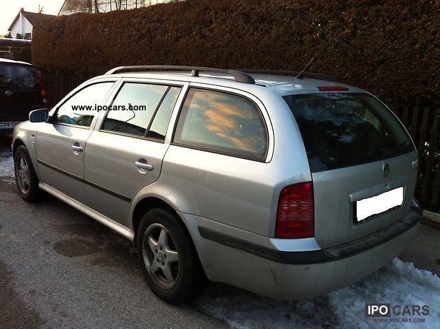 2002 Skoda  1.9 TDI Elegance-xenon automatic climate control-P: D: C Estate Car Used vehicle photo