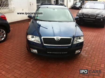 2007 Skoda  * 1.9 Sport TDI PD Elegance * Xenon * 17 inch * 76Tkm Estate Car Used vehicle photo