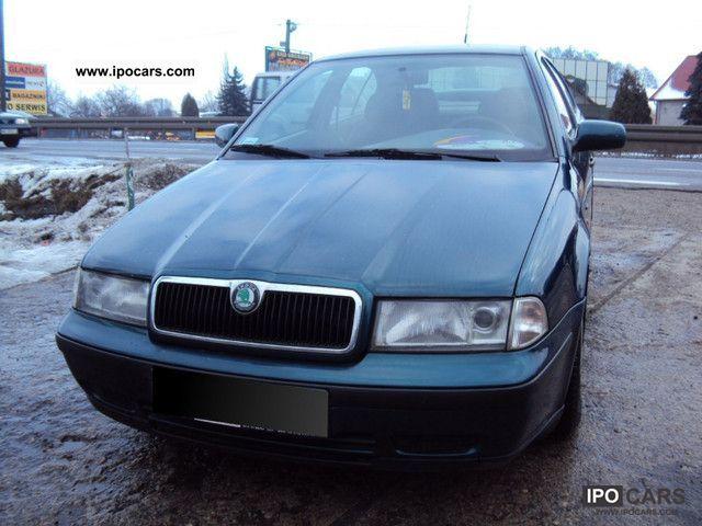 1998 Skoda  Octavia Limousine Used vehicle photo