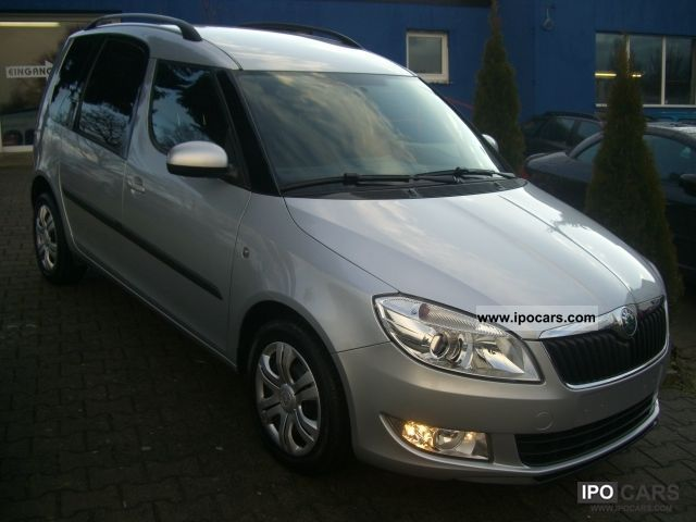 2010 skoda roomster 1 6 tdi navi from financing car photo and specs. Black Bedroom Furniture Sets. Home Design Ideas