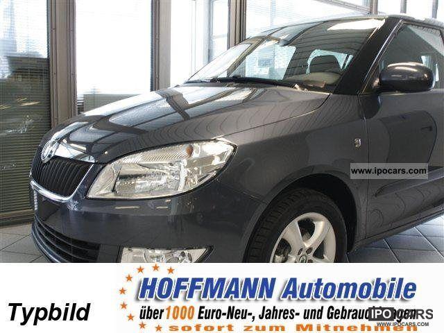 2011 Skoda  Ambition Fabia 1.2 - BC, AC, Alloy wheels, Radio CD Small Car New vehicle photo