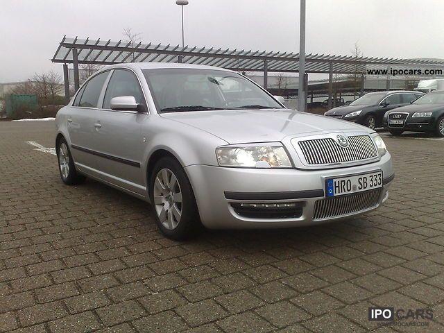 2006 Skoda  * Superb 1.8T Tiptronic * NAVIGROß * XENON * distress sale Limousine Used vehicle photo