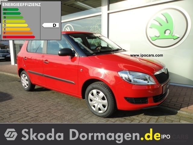 2011 Skoda  FABIA 1.2 GS-Cool Edition Edition Limousine New vehicle photo