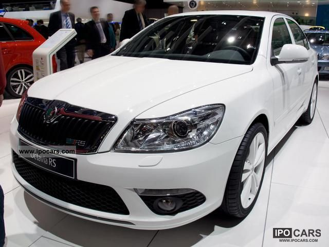 2011 Skoda  Octavia Limousine New vehicle photo