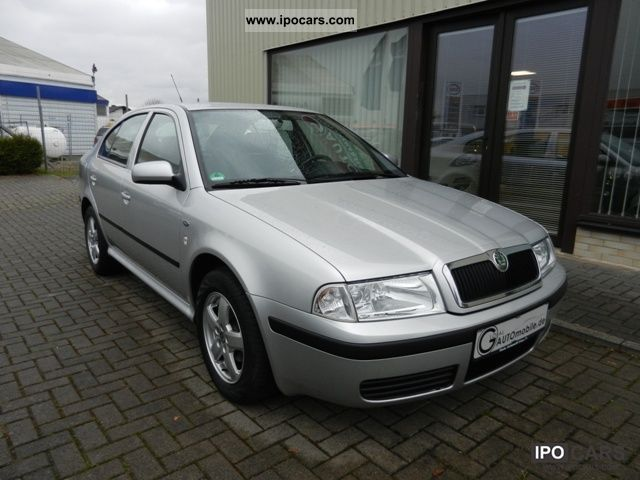 2002 skoda octavia 1 6 classic air heated seats car photo and specs. Black Bedroom Furniture Sets. Home Design Ideas