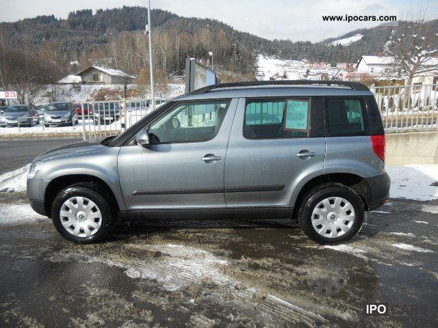 2012 Skoda  Yeti 1.2 TSI * Active * Climatic + metallic Off-road Vehicle/Pickup Truck Used vehicle photo