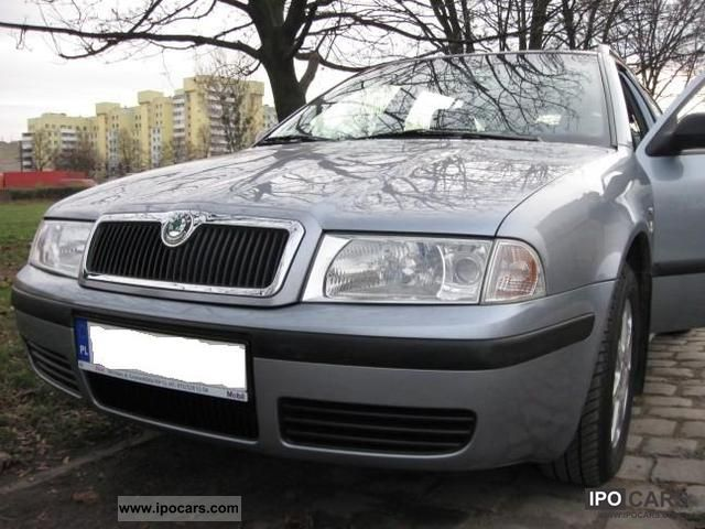 2002 Skoda  Octavia Estate Car Used vehicle photo