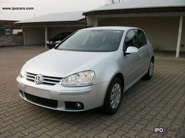 2007 Volkswagen  Golf 1.9 TDI DPF tour, Climatronic, Cruise control Limousine Used vehicle photo
