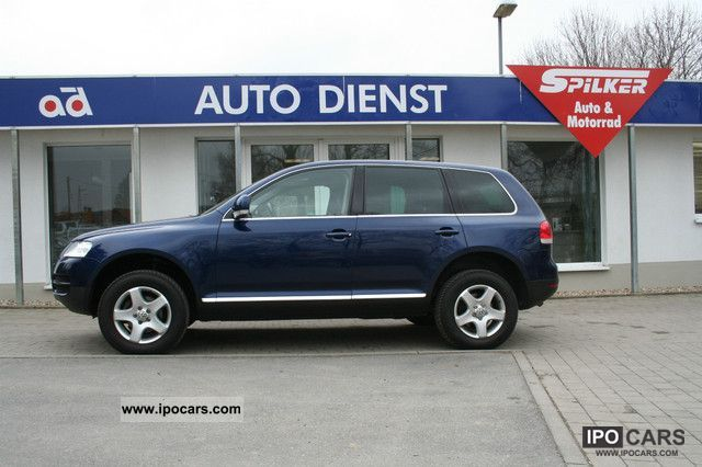 2004 Volkswagen  Touareg 2.5 R5 TDI aut / leather / Xenon / DPF Off-road Vehicle/Pickup Truck Used vehicle photo