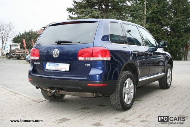 2004 volkswagen touareg 2 5 r5 tdi aut leather xenon dpf car photo and specs. Black Bedroom Furniture Sets. Home Design Ideas