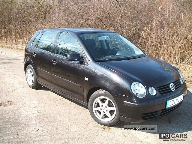 2003 Volkswagen  Polo 1.2 Comfortline Small Car Used vehicle photo
