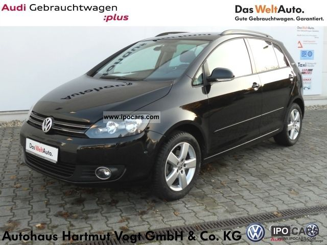 2011 Volkswagen  Golf Plus Comfortline team 1.2TSI PDC + STZHZG Limousine Used vehicle photo