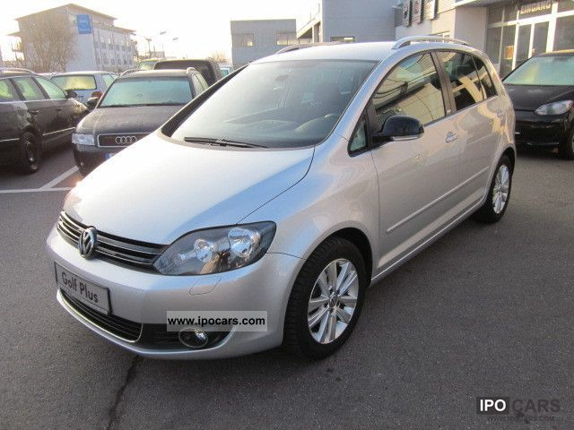 2011 Volkswagen Golf Plus 1.2 TSI DSG Sytle Limousine Employee's Car ...