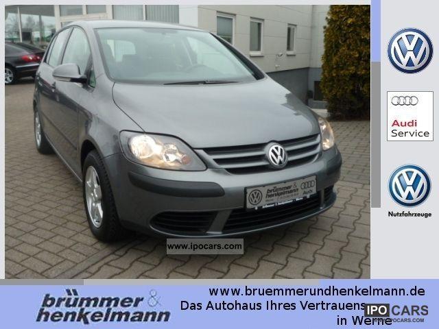2005 Volkswagen  Golf Plus Trendline 1.4 Climatronic Limousine Used vehicle photo