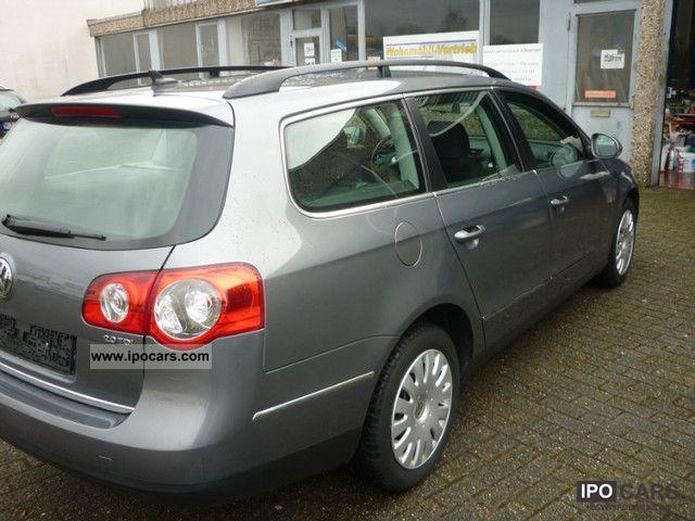 2007 Volkswagen  Passat 2.0 159 TSK very good! Estate Car Used vehicle photo