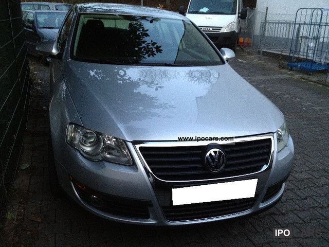 2008 Volkswagen  Passat 2.0 TDI Sport Edition, 9500 € net Limousine Used vehicle photo