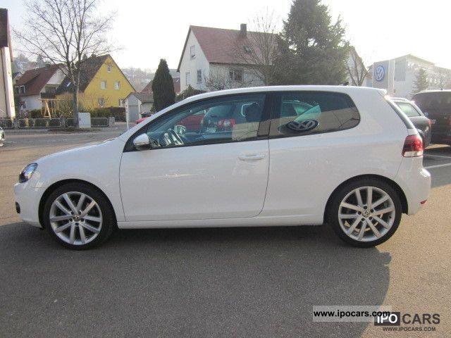 2009 volkswagen golf vi 1 8 tsi highline dsg car photo and specs. Black Bedroom Furniture Sets. Home Design Ideas
