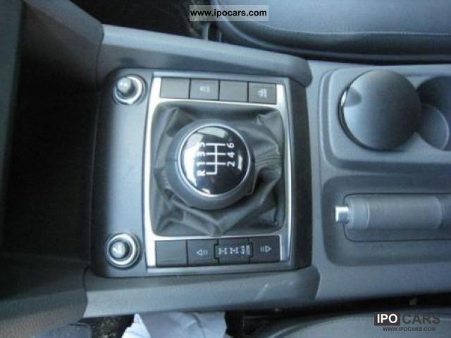 2011 Volkswagen Amarok 2.0/163PS TDI 4x4 double cab Conecta ... - Car Photo and Specs